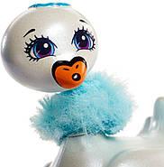 Enchantimals Лебідь Саффі і один Пойз Enchantimals Saffi Swan Doll & Poise, фото 3