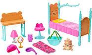 Энчантималс Игровой набор  Спальня Медведицы Брен и друга Снор  ОРИГИНАЛ ОТ MATTEL, фото 2