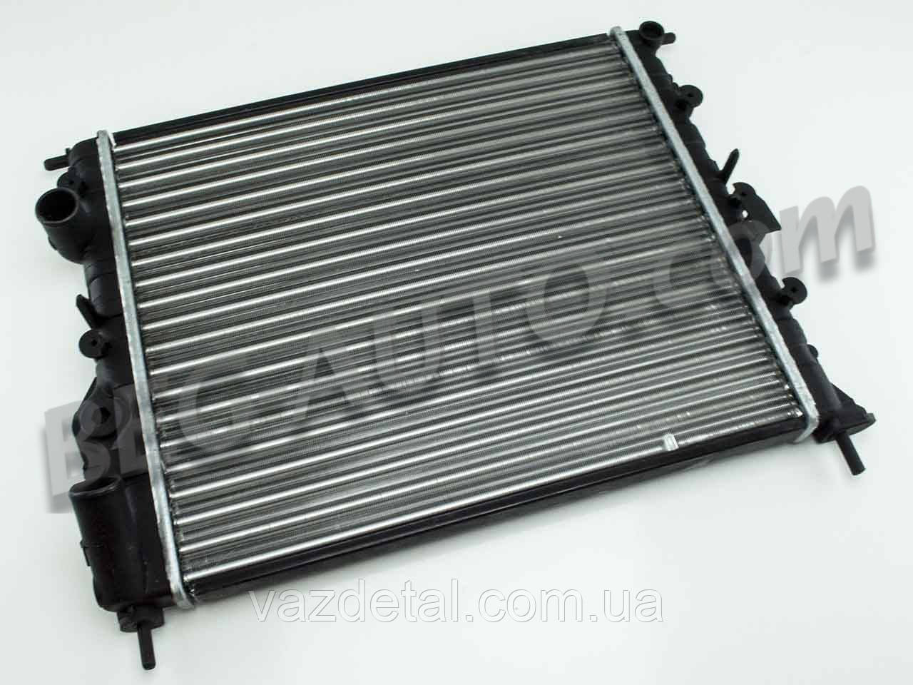 Радиатор двигателя Logan 1.4/1.6 без конд. (до 2008 г.в.) (EuroEx) EXR-8134   7700838134