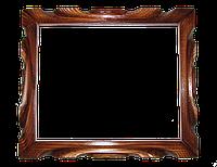 Рифлёная фоторамка 30х40