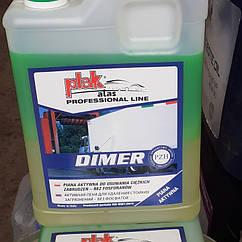 Активна піна для миття автомобіля DLS 125 (1,2,5,10,25 кг)