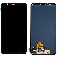 LCD OnePlus 5T+ touch Black Original