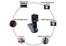 Мини экшн камера SQ11 1920*1080P Full HD с инфракрасной LED подсветкой черная С записью звука, фото 2