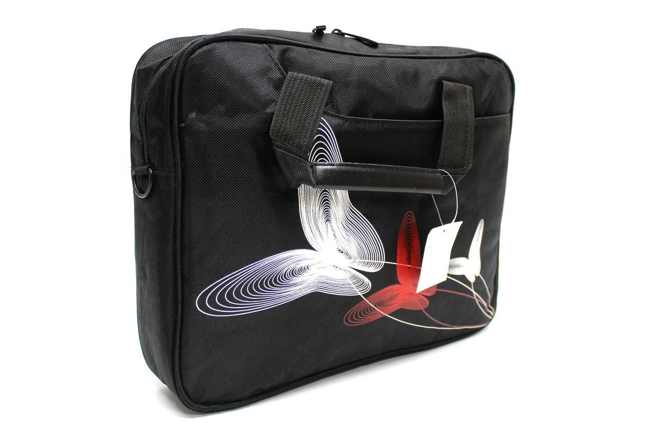 """Женская сумка для ноутбука """"YR 12312""""(35см)."""