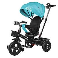Велосипед трехколесный Tilly Canyon T-384 Turquoise