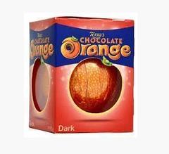 Шоколадный апельсин Terrys Dark 157 g