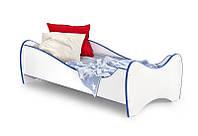 Кровать детская с матрасом DUO 145 Halmar