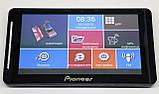 "Автомобильный GPS навигатор Pioneer 707 (G716) 7"" 8Gb Android 5.1, фото 3"