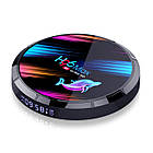 H96 Max X3 4/128, S905X3, Android 9, Smart TV Box, Смарт ТВ Приставка (+ Налаштування), фото 4