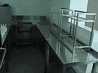 Сушка полка для посуды 500х320х600 (два уровня)