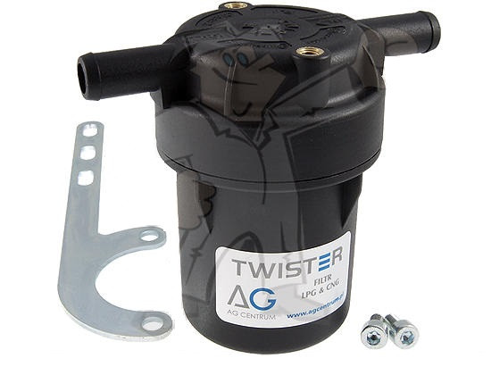 Фильтр летучей фазы AGC Twister 12/12 мм
