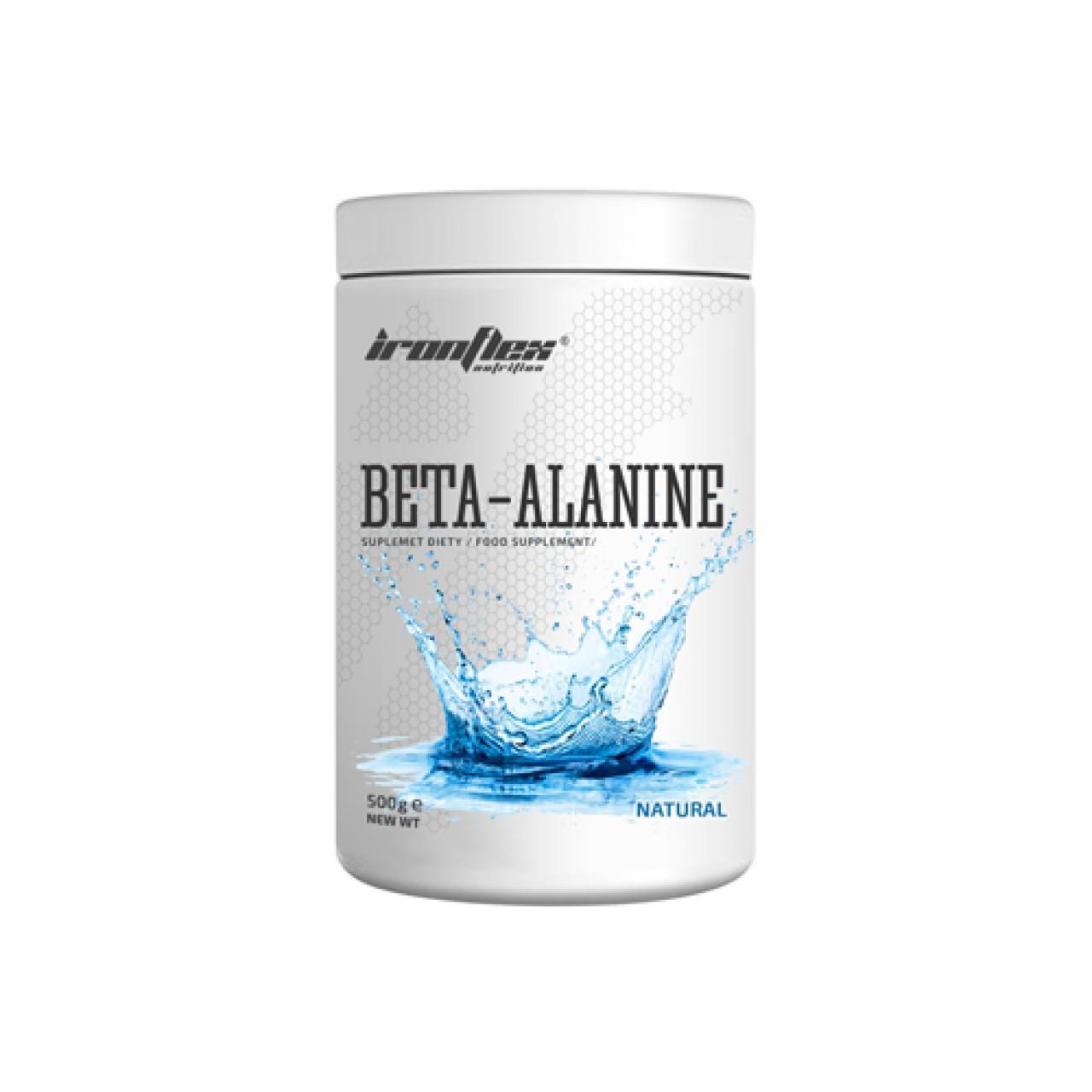Аминокислота 100% BETA ALANINE 500 г Вкус: Pineapple