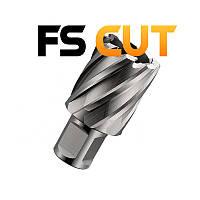 Корончаті свердла HSS з свердління глибиною до 30 мм 13, 25, FS CUT
