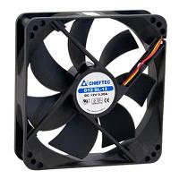 Вентилятор Chieftec Thermal Killer AF-1225S, 120мм, 1350 об/мин, 3pin/Molex, 27dBa
