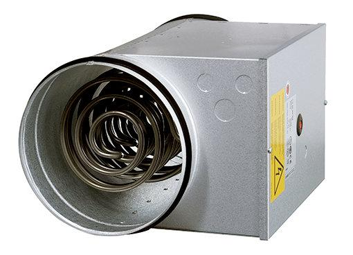Канальный воздухонагреватель Systemair CB 100-0,4 230V/1 DUCT HEATER