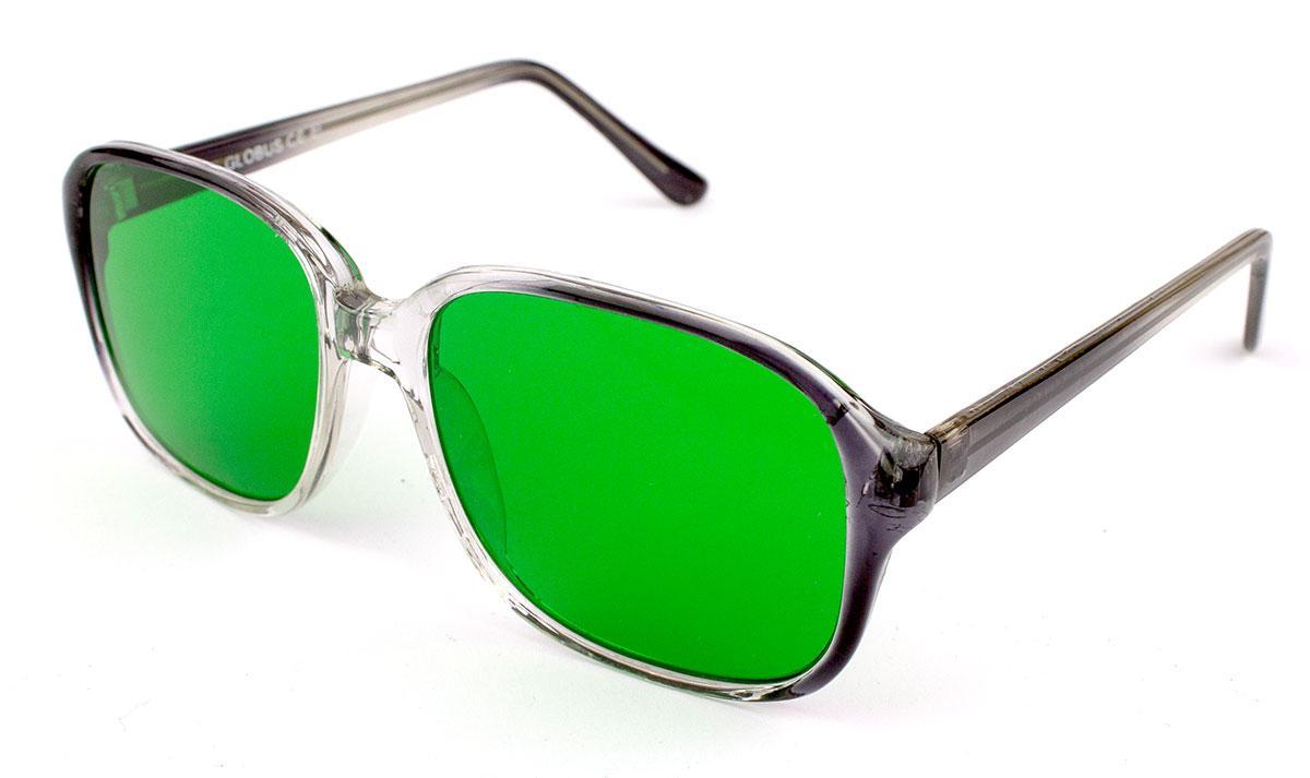 Очки глаукомные мужские