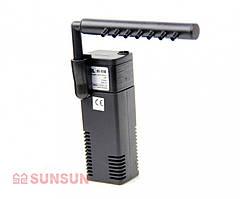 Фильтр внутренний SunSun HJ-411B, 300 л/ч для аквариума до 50 л