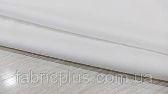 Штапель белый (кропива) 130 см Италия