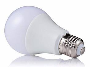 Лампа светодиодная LED 10W E27 4200K