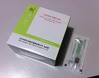 Иглы для рефлексотерапии, акупунктуры, су-джок 0,18*10 мм - 500шт Zhongyn Taine