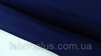 Штапель синий (кропива) 140 см Италия