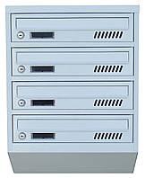 Ящик почтовый ЯП-03Е, 04Е, 05Е, 06Е, 07Е, 08Е, 09Е, 10Е