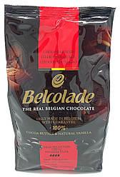 Натуральный черный шоколад BELCOLADE PURATOS, какао 55%, 1 кг, Бельгия