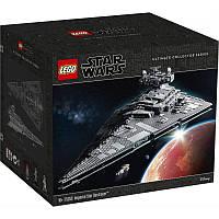 Конструктор LEGO Imperial Star Destroyer Блочный  (75252)