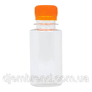Бутылка пластиковая 100 мл - 0,1 л.с широким горлом Оптовые цены в розницу!