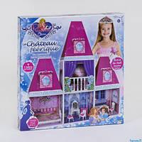 Двухэтажный кукольный домик Princess Clara 6990