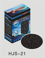Активированный уголь крупный 450г в сетке Фильтрующий материал SunSun HJS-21