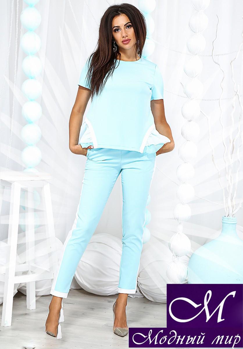 Костюм женский летний футболка + штаны (р. 42, 44, 46) арт. 22-823