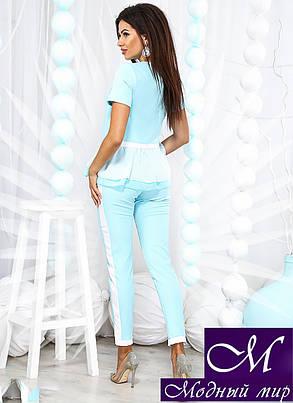 Костюм женский летний футболка + штаны (р. 42, 44, 46) арт. 22-823, фото 2