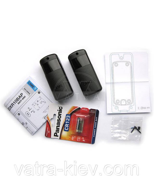 Фотодатчики безопасности беспроводные CAME купить
