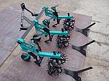 Культиватор пропашной универсальный КПУ-3-70 Каменец (ширина 1,4 м, с бритвами), фото 2
