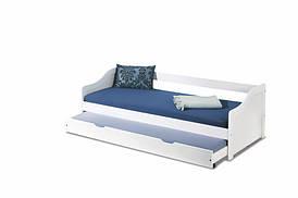 Ліжко дитяче двоспальне LEONIE 2 Halmar