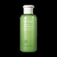 Балансирующий тонер с экстрактом зеленого чая Innisfree Green Tea Balancing skin EX