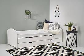 Ліжко дитяче двоспальне LAGUNA 2 Halmar