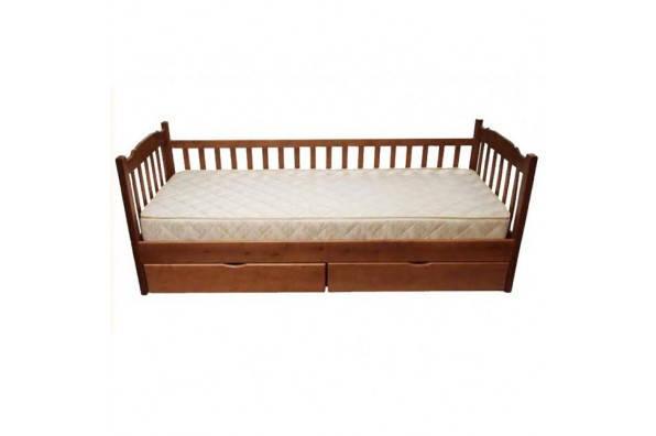 Кровать односпальная Юниор Микс Мебель, фото 2