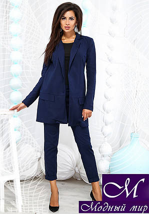Женский костюм пиджак + брюки (р. 42, 44, 46) арт. 22-935, фото 2