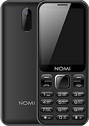Мобильный телефон Nomi i284 Black