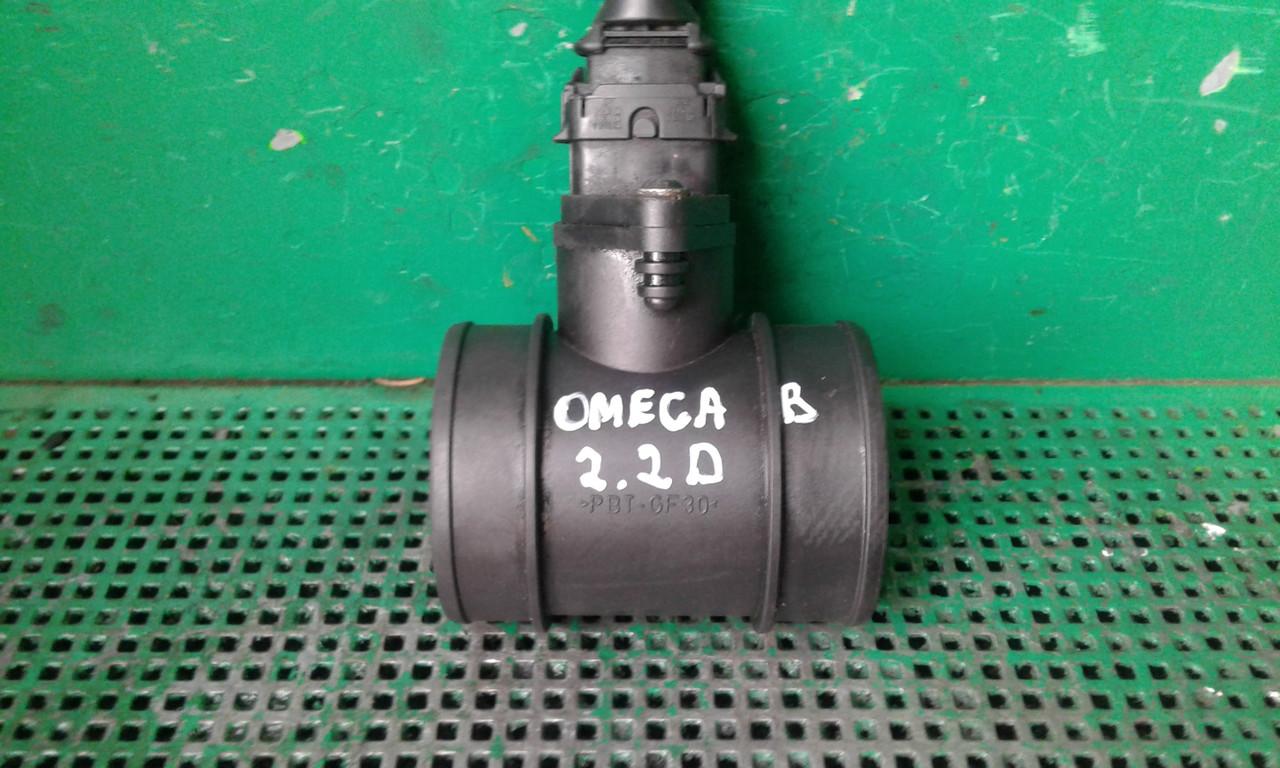 Б/у расходомер воздуха для Opel Omega B, Astra G, Corsa C, Combo, Combo Tour, Vectra B, Zafira A, 2,2 D Bosch