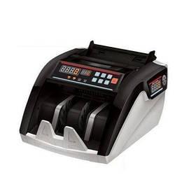 Машинка для пересчета денег +детектор валют 8800D
