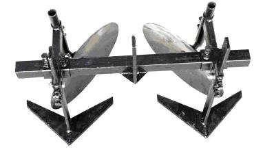 Окучник-пропольник дисковый Ø360 (эконом) Премиум