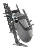 Окучник-пропольник дисковый Ø360 (эконом) Премиум, фото 2