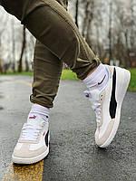 Кроссовки мужские в стиле Puma белые