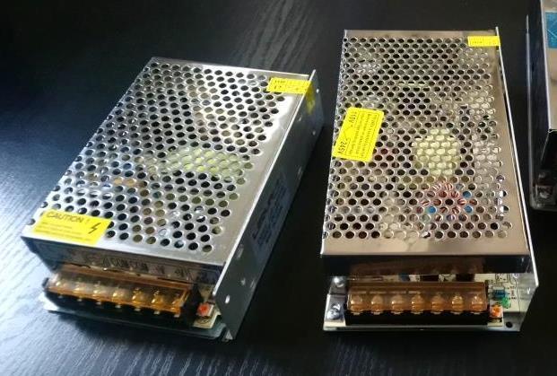 Блок питания 250W-IP20 - без волозахисту 12V (МЕТАЛЛ) для светодиодной ленты