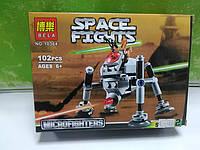 Лего SPACE FIGHTS луноход