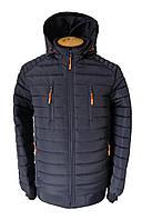 Куртка мужская весенняя  от производителя  50-58 синий