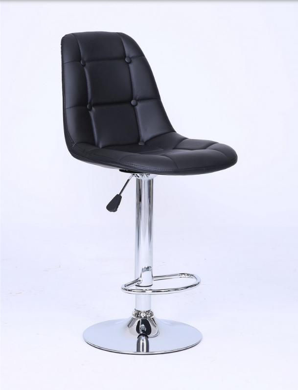 Барный стул HOKER черный